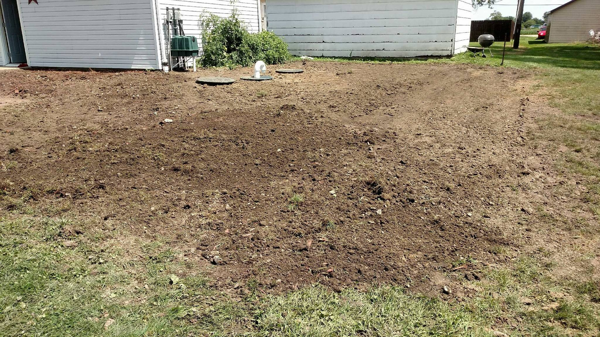Repair Older Subdivision After Install